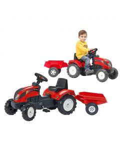 Falk Tractorset rood 2/5