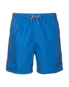 Men's swim shorts solid elec. blue