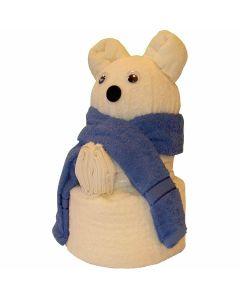 Towel dolls grote beer