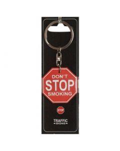 Sleutelhanger Don't stop smoking