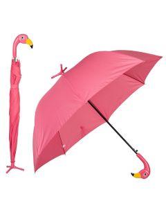 Paraplu Flamingo met standaard