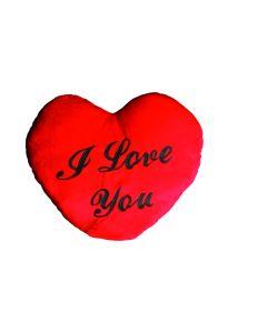 Kussen I love you (60 cm)