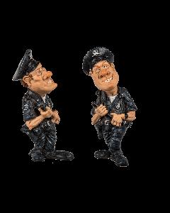 Funny figures - politieman