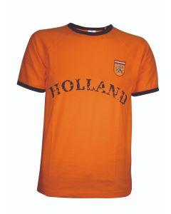 WL T-shirt met opdruk Holland