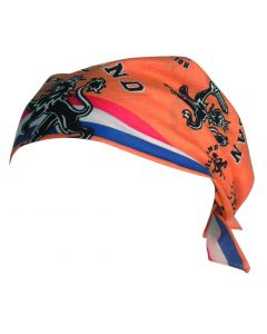 WL polyester Holland bandana
