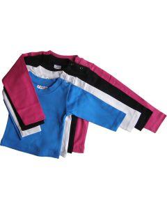 T-shirtsz baby longsleeve lovely pink
