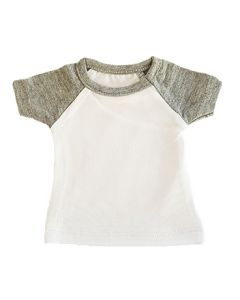 T-shirtsz mini t-shirt white/h.grey