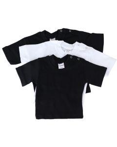 T-shirtsz baby shortsleeve sweet white