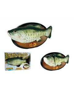 Big Mouth Billy Bass, de zingende vis
