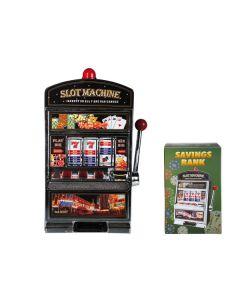 Spaarpot Slotmachine