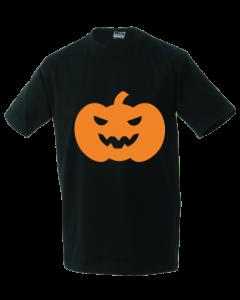 Unisex T-shirt pompoen